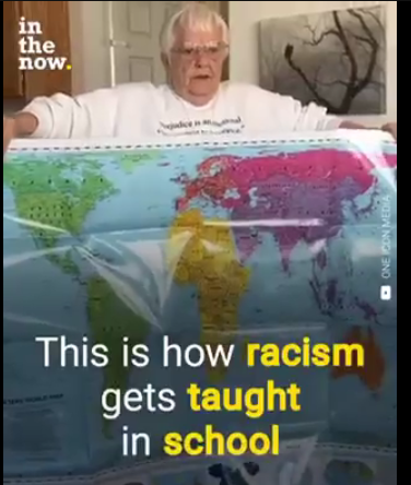 how racism gets taught in schools